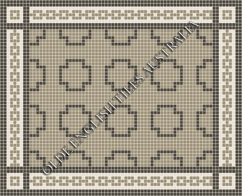 - Greenwich 20 Light Grey with Charcoal Pattern