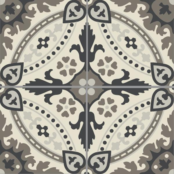 Encaustic Tiles -  Lille 01
