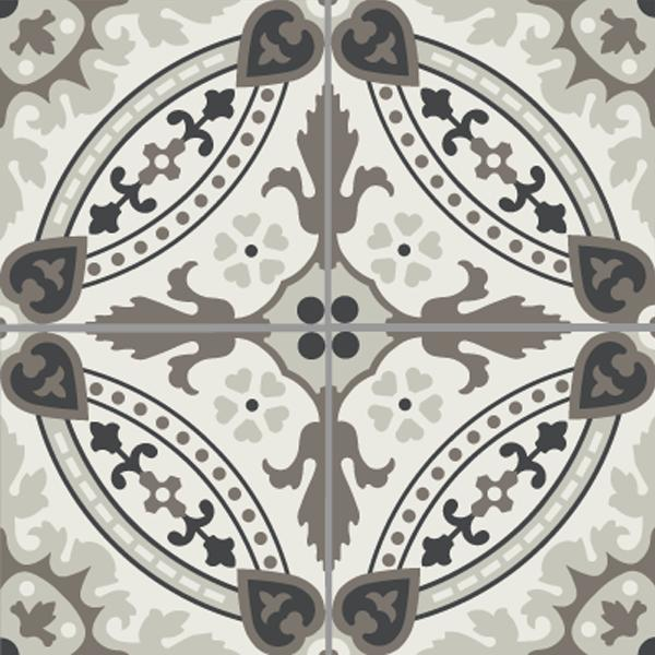 Encaustic Tiles -  Lille 03