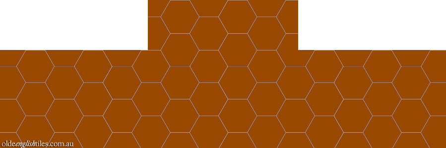 Hexagon 100 - Option 3