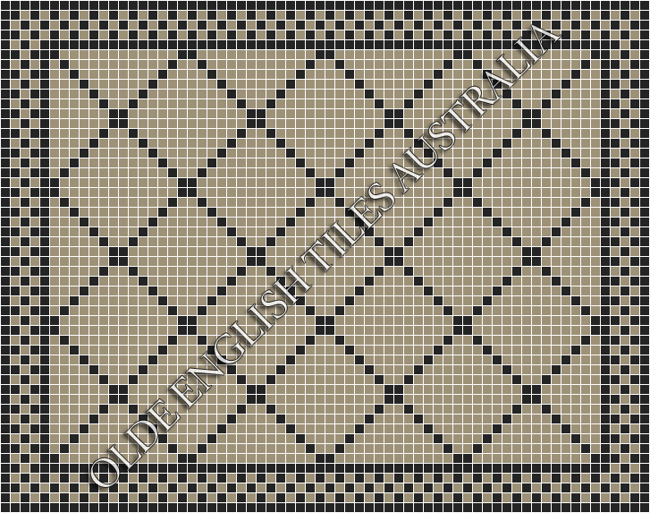 - Ritz 20 Light Grey with Black Pattern