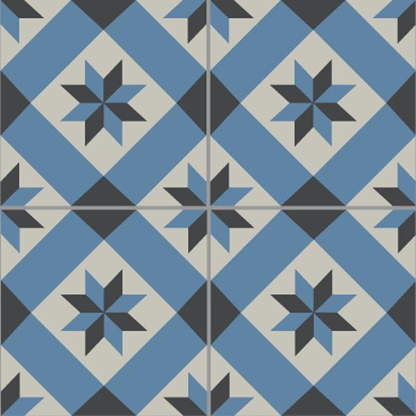 Encaustic Tiles -  Seville 01