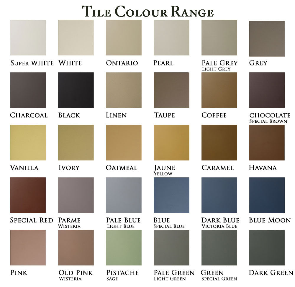 Range Colours