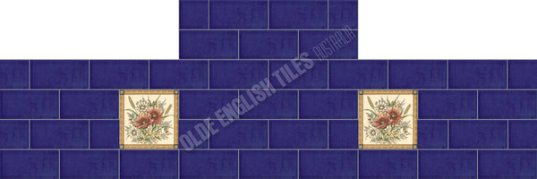 Fireplace And Riser Tiles Fireplace 30