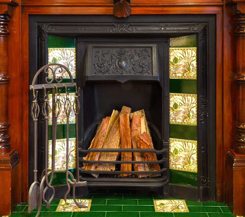 Fireplace And Riser Tiles -  Fireplace & Hearth Image 1