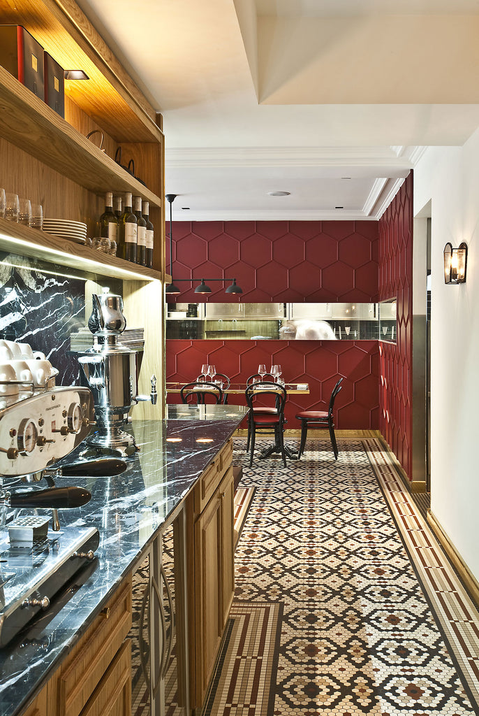 Olde English Tiles – . Gorgeous Heritage Dining Tiles