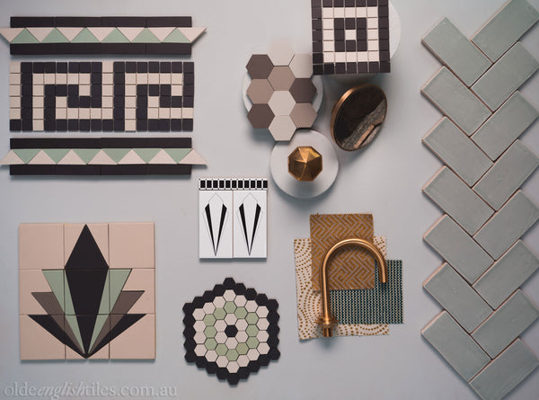 Art Deco Tiles Inspiration