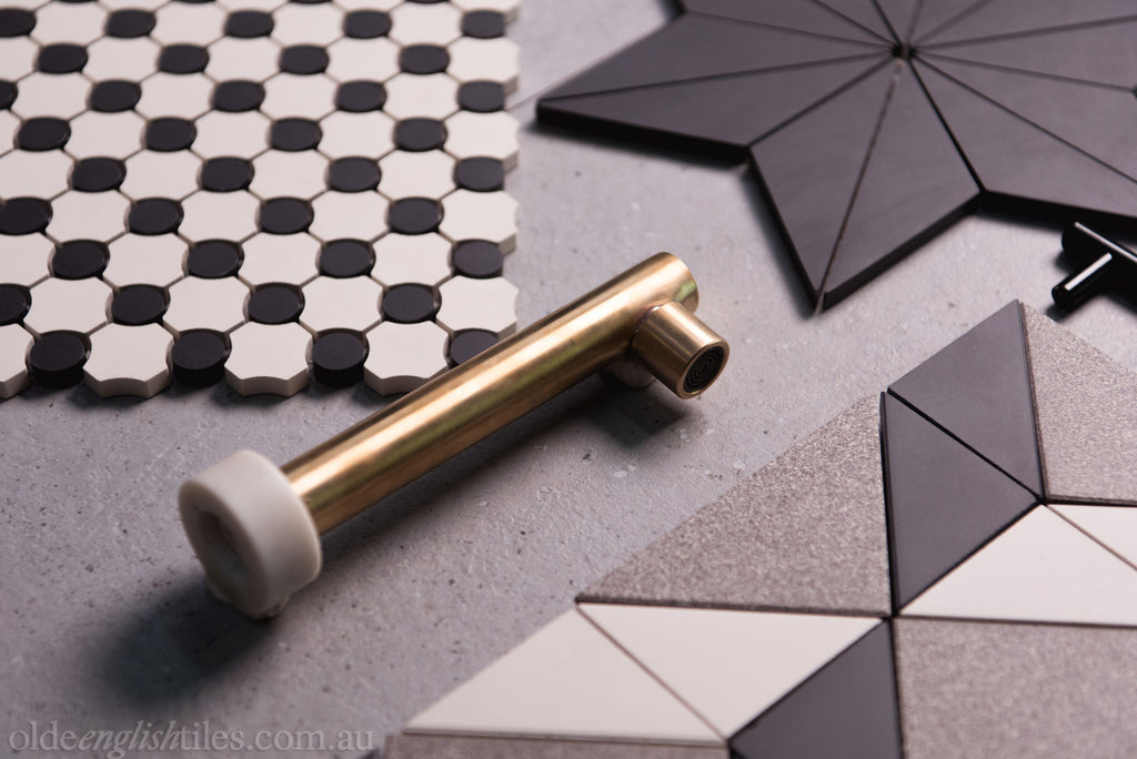 Gallery - Coloured Tiles -  Monochrome