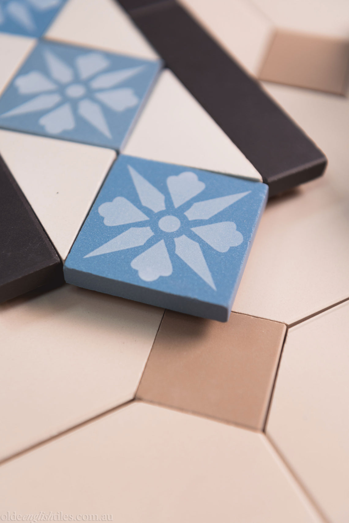 Tessellated Tiles Patterns – Olde English Tiles™