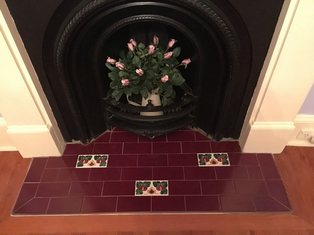 fireplace-heritage-tessellated-tiles -  Default Title