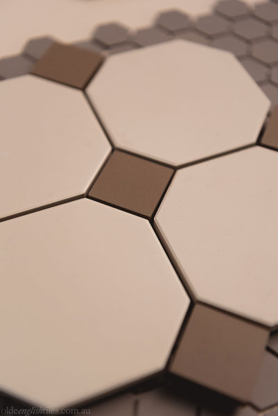 Victorian & Federation Wall Tiles Neutrals