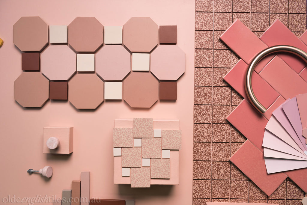 Coloured Tiles – Olde English Tiles™