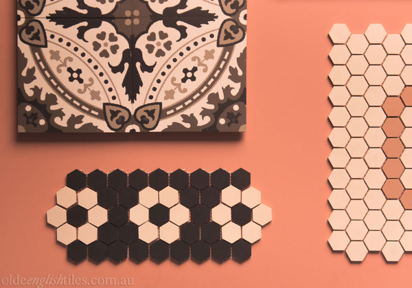 Encaustic Tiles French Style