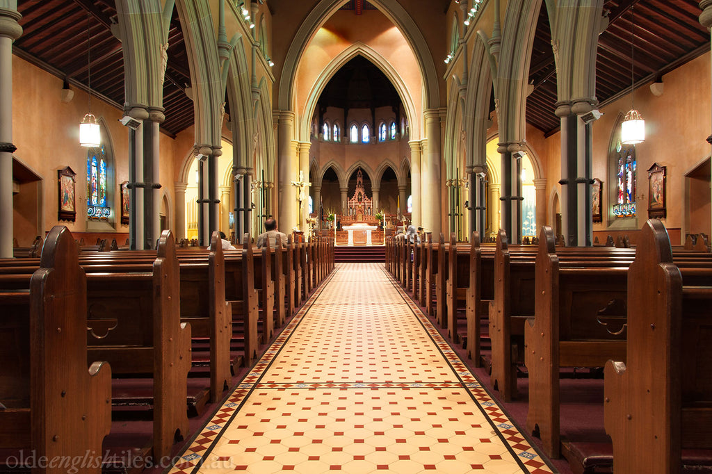 -  St Mary's of The Angels Basilica, Geelong