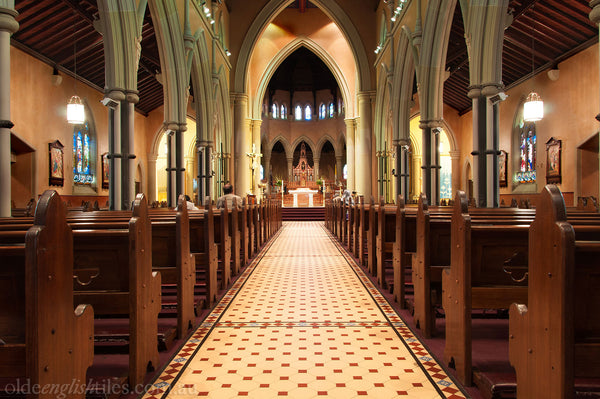 St Mary's of The Angels Basilica, Geelong