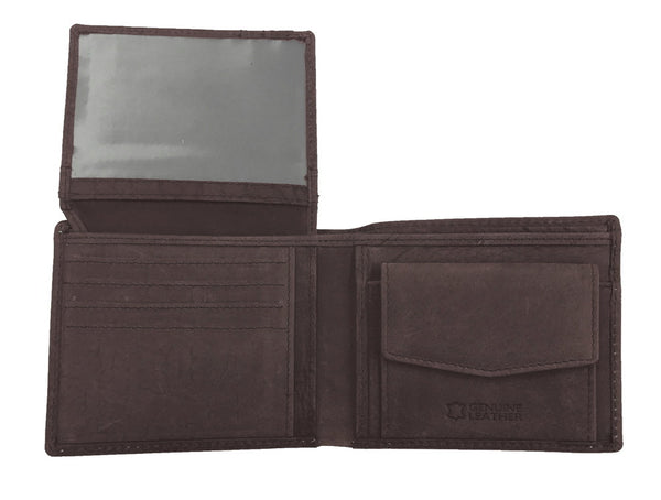 Amos Leather Wallet