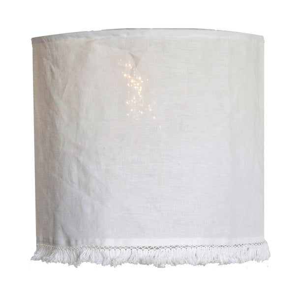 Linen Light Shade