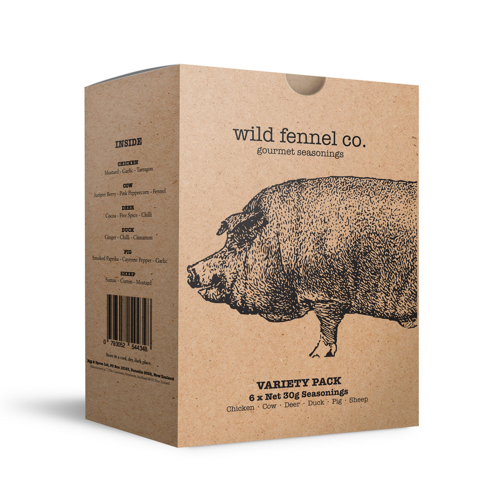 Meat Rub Variety Packs
