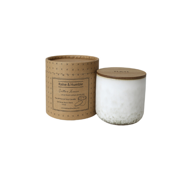 Scented Candle - Cotton House