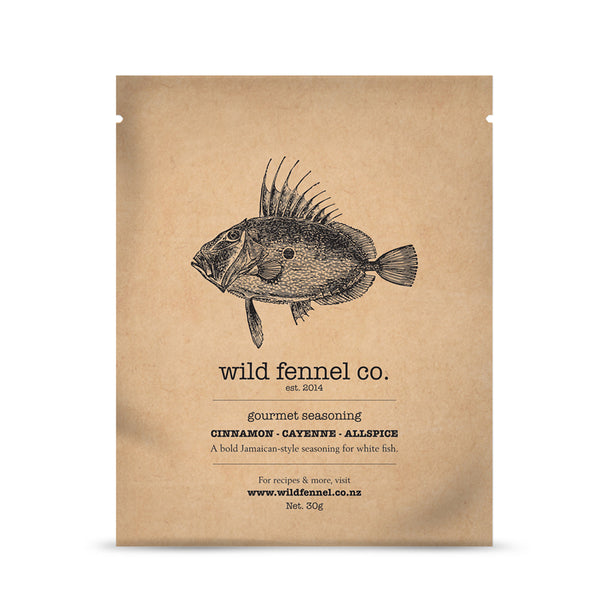White Fish Seasoning
