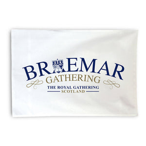 Braemar Gathering Classic Tea Towel