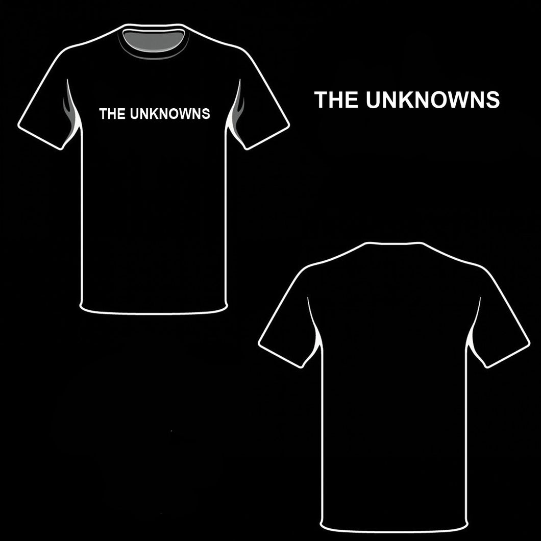 The Unknowns T-Shirt (Pre-Order)