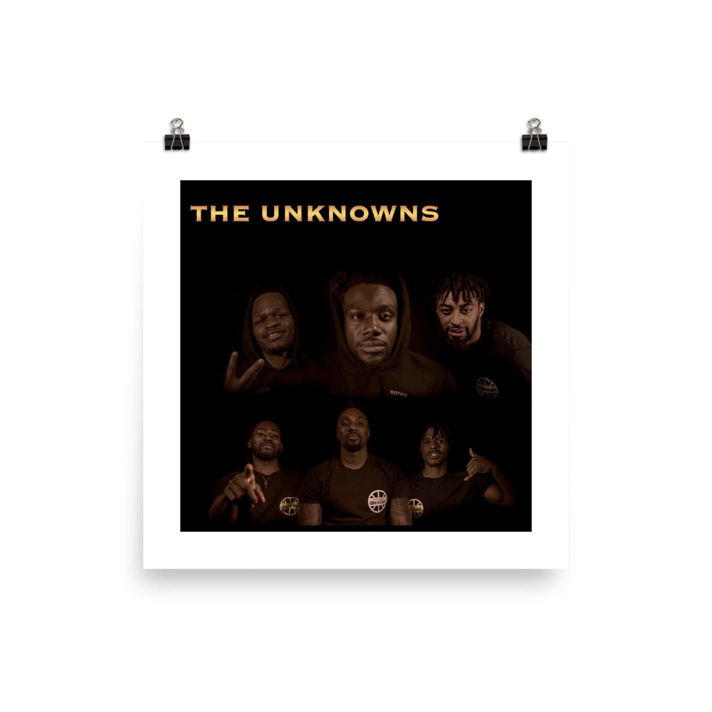 The Unknowns Poster