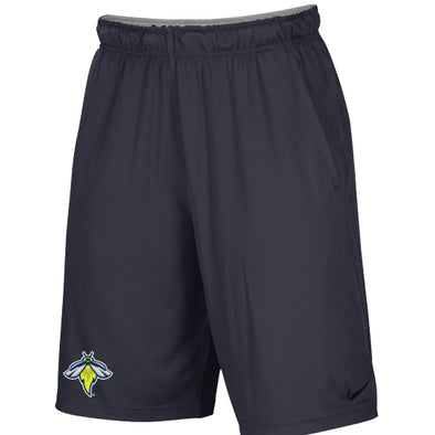 Columbia Fireflies Adult Grey Nike Shorts