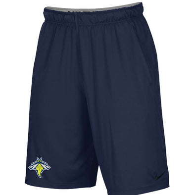 Columbia Fireflies Adult Navy Nike Shorts