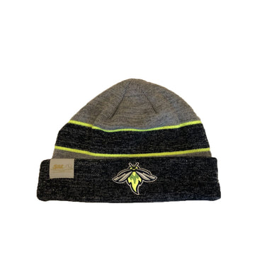 Columbia Fireflies Adult Grey Sport Knit Beanie