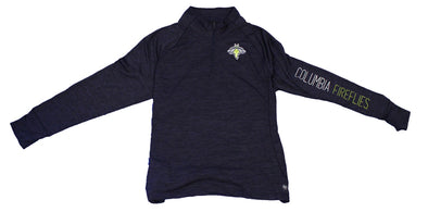 Columbia Fireflies Women's Navy Impact 1/4 Zip Pullover