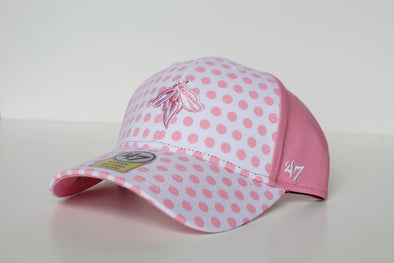 Columbia Fireflies Youth Girl's Rose Sweet Pea Cap