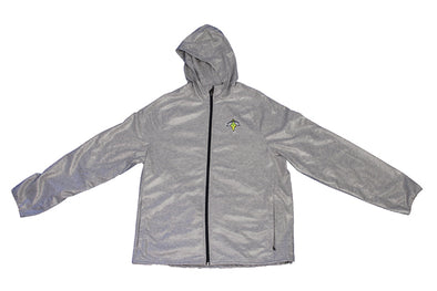 Columbia Fireflies Adult Grey Wolf Storm Jacket