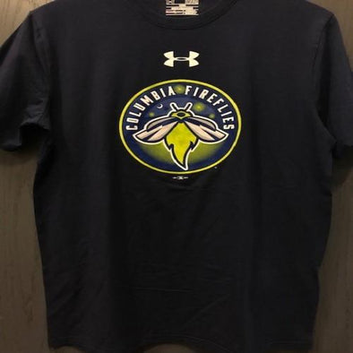 Columbia Fireflies Adult Navy Charged Tee
