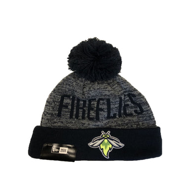 Columbia Fireflies Adult Navy/Grey Blizzard Beanie