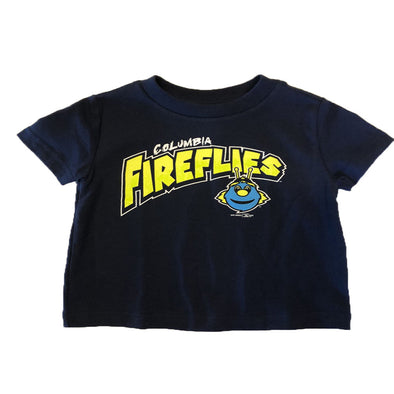 Columbia Fireflies Toddler Navy Slyeon Tee