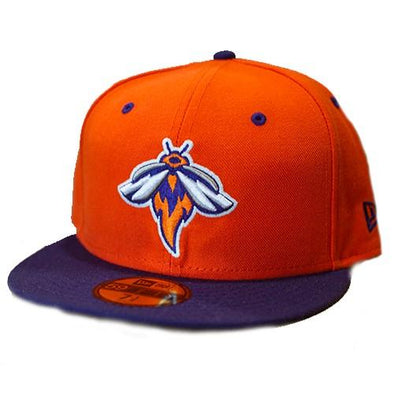 Columbia Fireflies Adult Clemson Fitted Cap