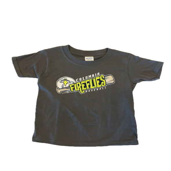 Columbia Fireflies Toddler Charcoal Perforate Tee