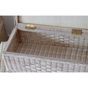 READY TO SHIP Storage Chest set of two
