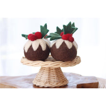 Load image into Gallery viewer, Plum puddings 100%  - Set of 2