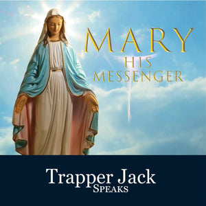 MARY His Messenger CD Cover