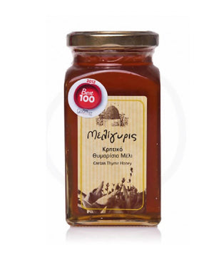 Thyme Honey from Crete Meligyris