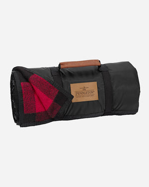 Pendleton Roll Up Picnic and Camping Blanket