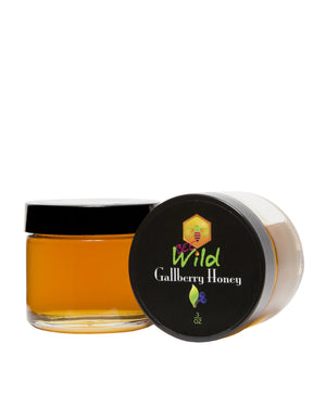 Gallberry Raw Honey