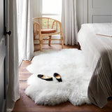 Silky Sheep Skin Rugs