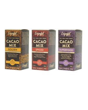 Raw Cacao Mix 3 pack Bundle