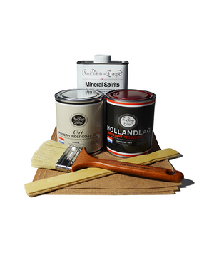 Dutch Door Kit - Hollandlac by Fine Paints of Europe