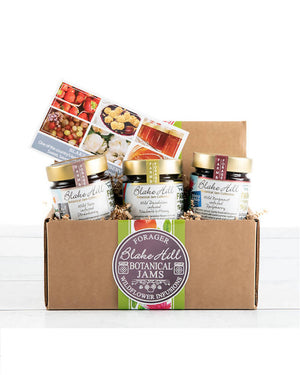 The Botanical Jam Gift Set