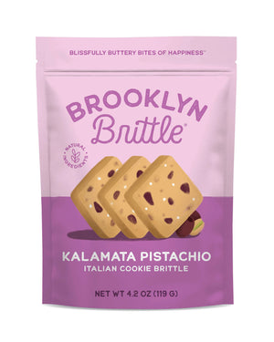 Brooklyn Brittle, Kalamata Pistachio