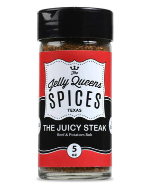 The Juicy Steak Beef Rub